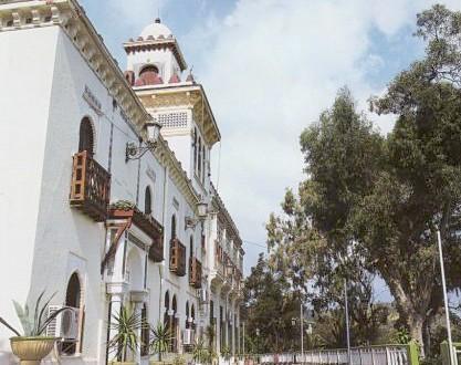 palais de Meriem Azza