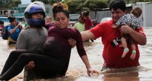 Amérique centrale - L'ouragan Eta a fait plus de 63 morts et poursuit sa progression