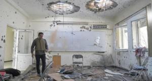 Attaque de l'université de kaboul