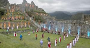 Au Machu Picchu