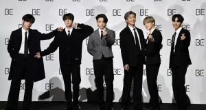 Les rois de la K-pop BTS sortent un nouvel album