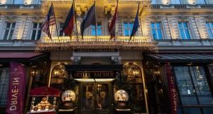 Malgré la pandémie - L'Hôtel Sacher de Vienne veut toujours écrire sa légende