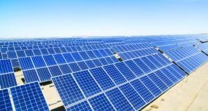 PROJET DE 4000 MEGAWATT D'ENERGIE SOLAIRE
