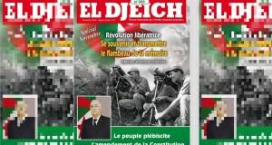 REVUE EL DJEICH