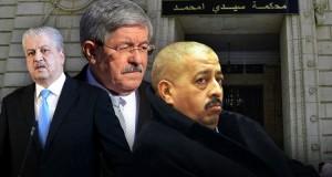 Tahkout, Sellal et Ouyahia