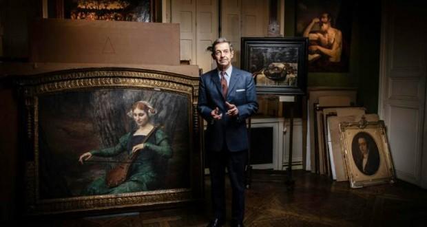 Un rare tableau de Salai adjugé 1,7 million d'euros