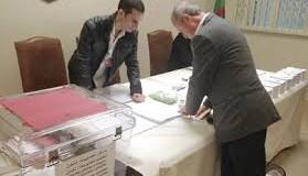 Vote COMMUNAUTÉ NATIONALE À L'ÉTRANGER