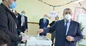 Vote Djerad