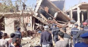 Affaire de l explosion du gaz a El Bayadh