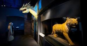 Les Animaux fantastiques prennent assaut le Musée histoire naturelle