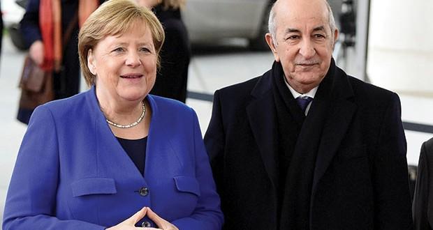 Merkel-Tebboune
