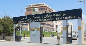 Université Mohamed Ben Ahmed 2