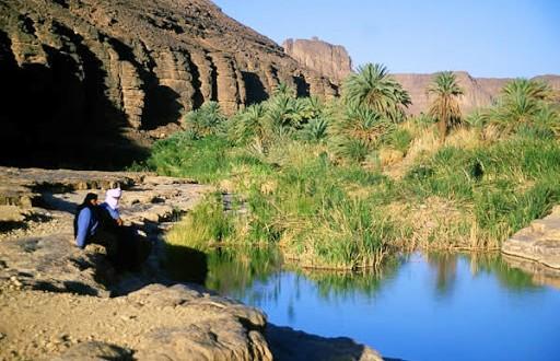 parc culturel de l'Ahaggar