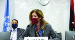 mission des Nations unies en Libye