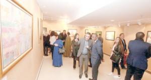 «La Serbie vue par des artistes algériens» Une exposition de toiles inaugurée à Alger