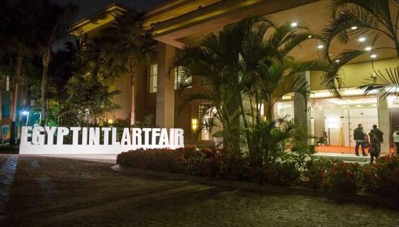 Egypte Int'l Art Fair(1)
