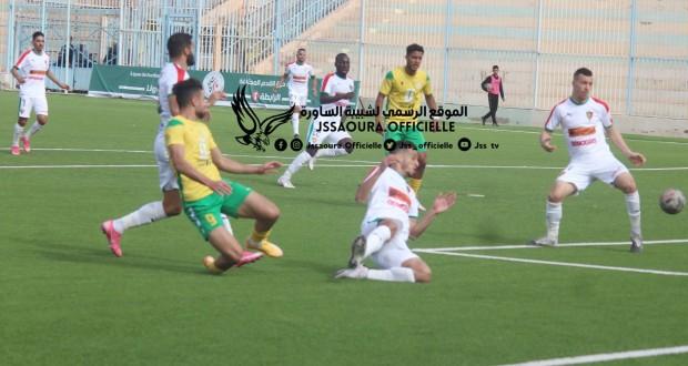 Ligue 1 JSS-MCA