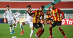 MC Alger ES Tunis