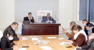 Taleb Omar Forum Le Courrier d'Algérie