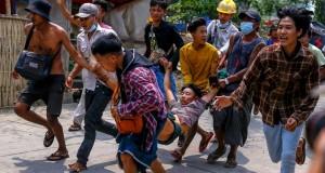 Birmanie - Cinq morts dans des manifestations