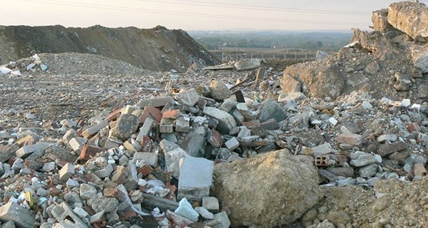 Centre des déchets inertes