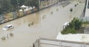 Inondation à béjaia