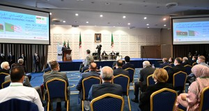 Forum economique algero-libyen