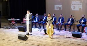 Tenue de la première Rencontre arabe de l'Inchad et du Madih