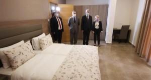 Visite du ministre à Oran