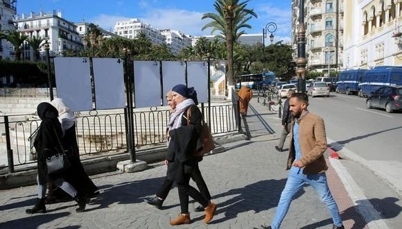 campagne électorale législative algérie 2021