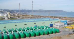 station de dessalement de l'eau de mer