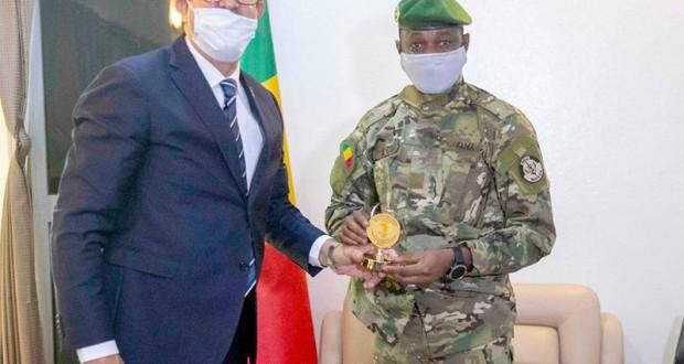 Berraf au Mali