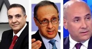 Chefs de partis
