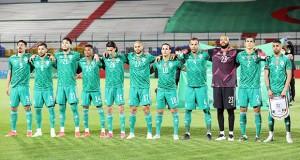 EN Algérie Les Verts