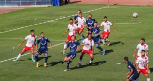 Ligue 1 MCO-CRB