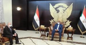 Lamamra au Soudan