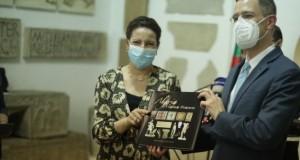 Lancement d'un projet algéro-américian de restauration de la mosaïque