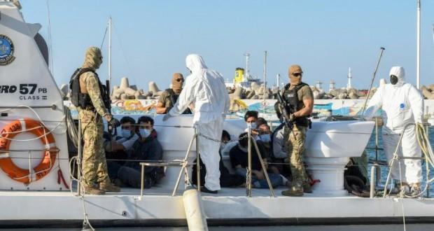Naufrage d'une embarcation de migrants entre la Turquie et la Grèce