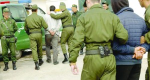 Arrestation