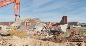 Démolition constructions illicites