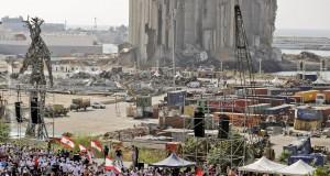 Explosion du port de Beyrouth