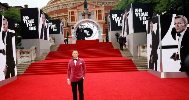 James Bond de retour pour pour sauver le monde et les siens