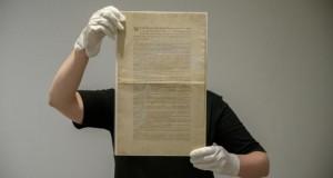 La Constitution des Etats-Unis en vente pour 15 à 20 millions de dollars