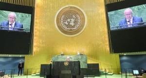 Lamamra à l'ONU