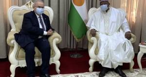 Lamamra au Niger