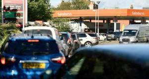Pénuries de carburant