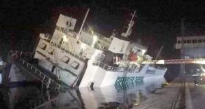 Sauvetage de 17 marins à bord d'un navire portugais au Port d'Alger