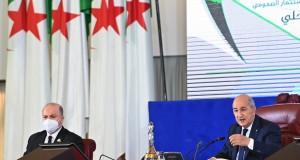 Tebboune rencontre gouvernement walis