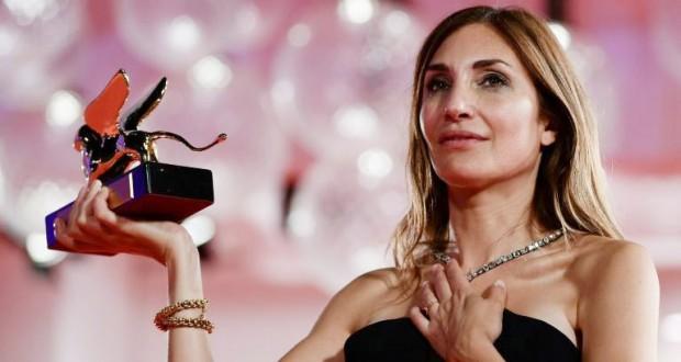 le Lion d'Or à la réalisatrice française, Audrey Diwan