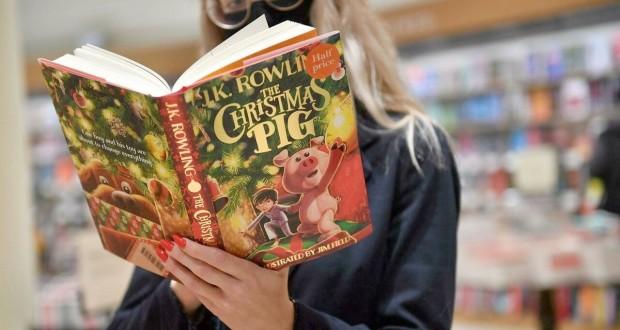 Inspiré par son fils - J.K. Rowling publie un nouveau roman jeunesse